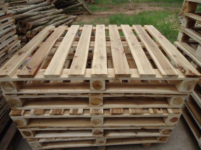 Đóng pallet gỗ theo yêu cầu